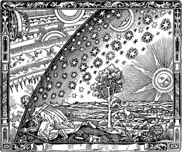 https://en.wikipedia.org/wiki/Flammarion_engraving