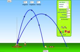https://phet.colorado.edu/en/simulation/projectile-motion